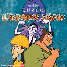 Kuzco L'Empereur Megalo Walt Disney (CD)