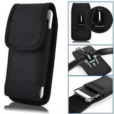 For BlackBerry Classic Nylon Pouch Phone Case Belt Holster With Clip
