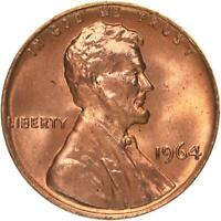 1964 Lincoln Memorial Cent BU Penny US Coin