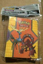 Pokemon XY Steam Siege Mini Album Binder Holder with booster pack