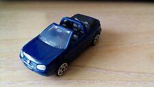 MAISTO - VW VOLKSWAGEN GOLF GTI CABRIOLET         1/64 APROX *NEW*