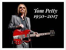 "Tom Petty - RIP - 2""x3"" Flexible Fridge Magnet"