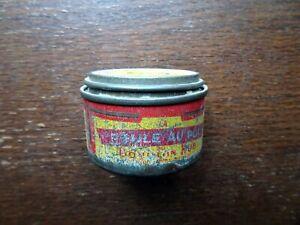 Boite ancienne en tole Bouillon Kub Poule au Pot