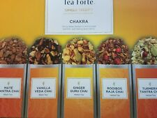 Tea Forte Chakra Chai Single Loose Leaf Steep Kati Cup Spicy Well Being Clarity
