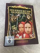 Der Hirsch mit dem goldenen Geweih DVD Märchen Klassiker Das Original Box