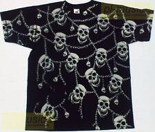 = t-shirt WEB of DEATH - SKULLS - SKULL czaszki - size M koszulka