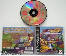 Woody Woodpecker Racing (Playstation) COMPLETE!!!