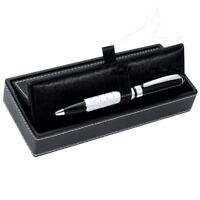 Exklusiver Ferraghini Kugelschreiber in schwarzem Etui