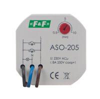F&F ASO-205 Treppenhausautomat Treppenlichtzeitschalter Zeitschaltuhr Treppe