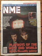 NME 5/3/94 Blur cover, Orbital, Beautiful South, Shed Seven, Banco De Gaia