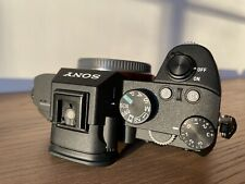 Sony Alpha A7 III Mirrorless Digital Camera - Body Only (ILCE7M3B.CEC)