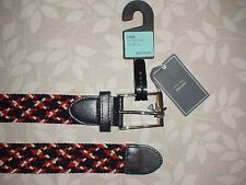 John Lewis Stretch Woven Belt 38-40in LARGE Multi Colored RRP £25.00