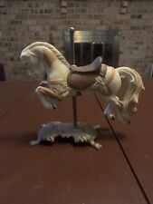 Vintage American Carousel by Tobin Farley (Muller Painted Pony)