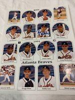 RYAN KLESKO Autographed Signed 8x10 Team Atlanta Braves Baseball Color Photo