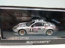 Minichamps : PORSCHE 911 GT3 RS Daytona 2004 Fitzgerald 400046944