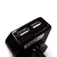 Original Doble Puerto USB 2.1Amp Cargador Principal Para iPhone 4 4s 5 5c