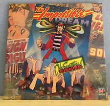 SENSATIONAL ALEX HARVEY BAND The Impossible Dream  Vinyl LP EXCELLENT CONDITION