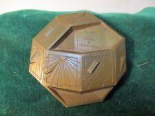 Ancienne médaille commémorative de la caisse des dépôts et consignations