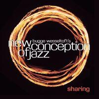 BUGGE WESSELTOFT - SHARING   CD NEU