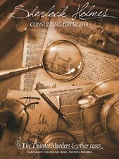 Sherlock Holmes: Consulting Detective (The Thames Murders) New