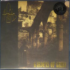 At The Gates - Gardens Of Grief on Black vinyl. 2015 Hammerheart Records edition