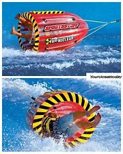 NW Spin Towable Tube Inflatable Float Water Sport Raft Tubing Lake Boat Ski Gift