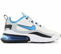 Nike Air Max 270 React Herren Sneaker Weiß CT1280-101 Sport Freizeit Schuhe NEU