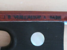 french violin bow J B VUILLAUME