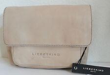 Liebeskind Berlin Calista Cross Body Shoulder Bag New Cream Leather NWT