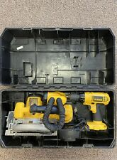 Dewalt Combo Set Drill, Circular Saw, Charger Dc390/Dc759/Dw919 With Case