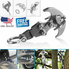 Gravity Grappling Stainless Steel Hook Claw Cross Survival Folding Outdoor Climb