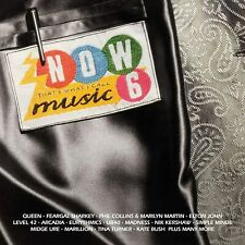 NOW That's What I Call Music 6 VARIOUS ARTISTS 2 CD SET  (24THJULY)