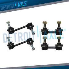 Front & Rear Sway Bar End Link Set for Chevy Geo Prizm Toyota Corolla Celica