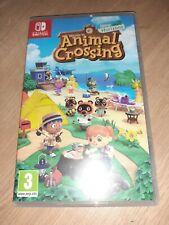 New horizons Animal crossing Nintendo Switch.