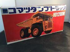 Komatsu HD1200M Dump Truck 1/50 Diapet Yonezawa T-5 Made In Japan BOX INCLUDED!