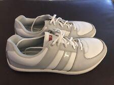 True Linkswear Vegas Waterproof Mens Golf Shoes - 11.5 Grey