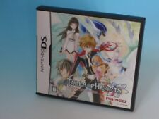 USED DS Tales of Hearts Anime Movie Edition game soft