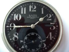 AIR MINISTRY WW 2 OMEGA  POCKET WATCH -   WORKING