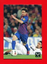 MESSI OFFICIAL CARD - Barcellona Card Icons - n. 38 - CHAMPIONS LEAGUE -New