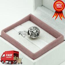 Genuine Pandora, Alphabet Letter, Initial, Vintage E, Bracelet Charm 791849CZ