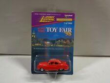 Johnny Lightning Hong Kong Toy Fair '98 555
