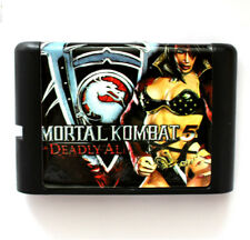 Mortal Kombat 5 16 Bit Game Card For Sega Mega Drive & Sega Genesis