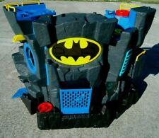 """2007 Fisher Price Imaginext Batcave Batman Bat Cave Playset House """"Lair"""" Cave"""