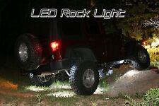 (1) LED Rock Light JEEP ATV Offroad Baja Truck Under Trail Rig Light :