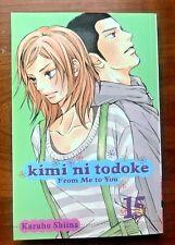 Kimi Ni Todoke: from Me to You 15, Paperback by Shiina, Karuho; Yasuda,