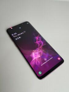 Samsung Galaxy S9+ G965 - 64GB - Lilac Purple (Unlocked) *Excellent Condition*