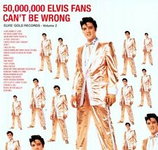 Elvis Presley - 50 Million Elvis Fans Can't Be Wrong [New Vinyl] 180 Gram