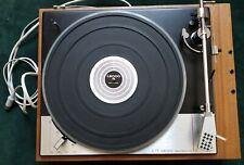 Lenco L 75 , Schallplattenspieler mit Haube Original System Nadel M-100