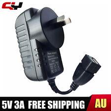 15W AU plug DC 5V 3A New AC Converter Adapter Power Supply Charger 3000mA USB
