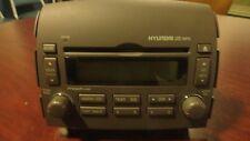 2006 HYUNDAI SONATA   CD MP3 PLAYER USED